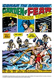 Conan The Barbarian (1970-1993) #9