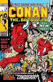 Conan The Barbarian (1970-1993) #10