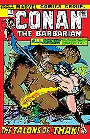 Conan The Barbarian (1970-1993) #11