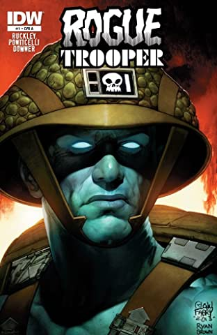 Rogue Trooper #1