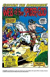 Conan The Barbarian (1970-1993) #13