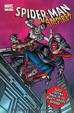 Spider-Man vs. Vampires #1