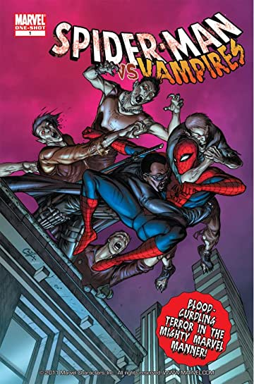 Spider-Man vs. Vampires #1