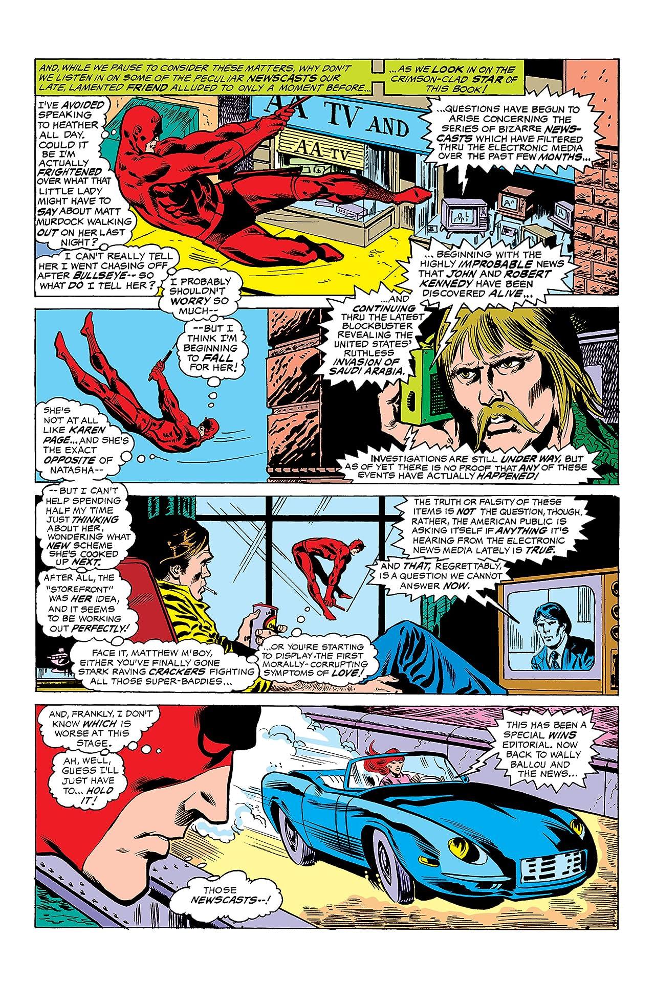 Daredevil (1964-1998) #133