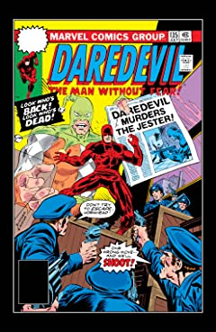 Daredevil (1964-1998) No.135