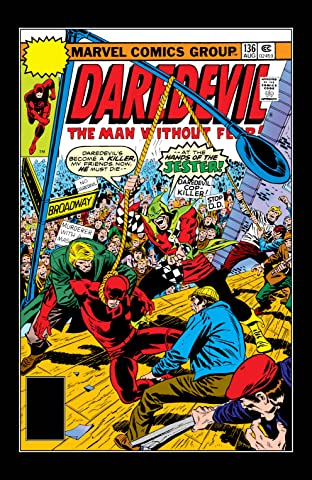 Daredevil (1964-1998) #136