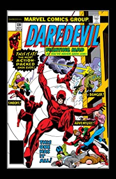 Daredevil (1964-1998) No.139