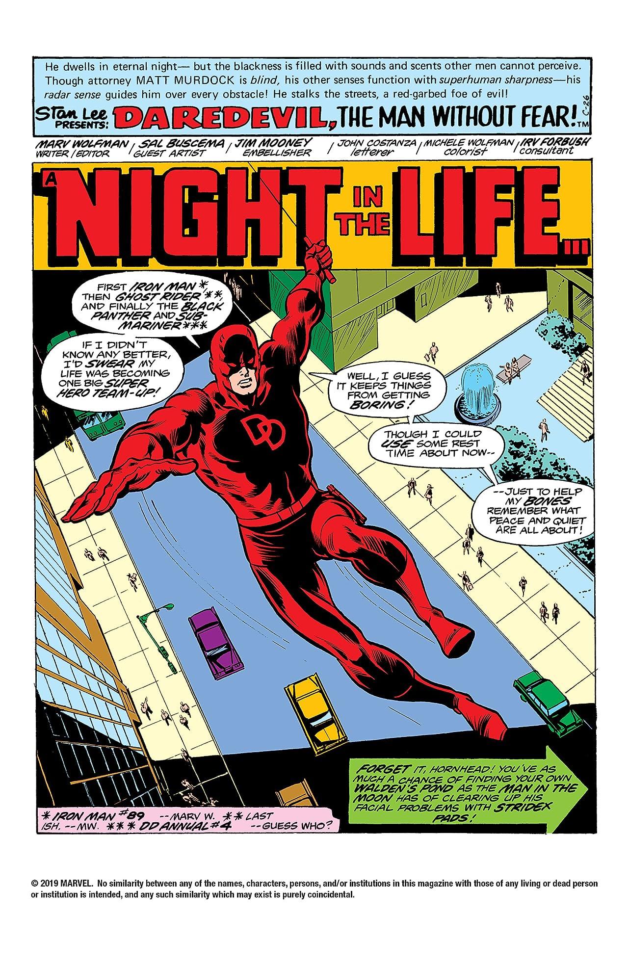 Daredevil (1964-1998) #139