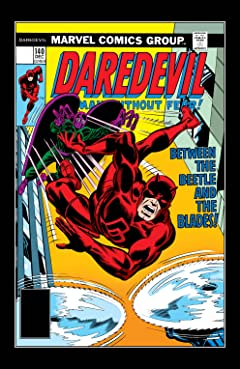 Daredevil (1964-1998) No.140