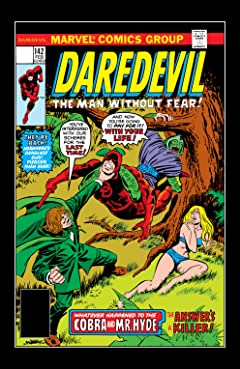 Daredevil (1964-1998) No.142