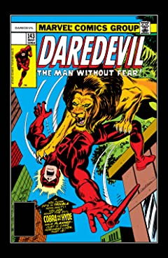 Daredevil (1964-1998) No.143