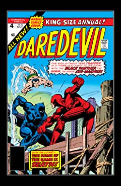 Daredevil (1964-1998) Annual #4
