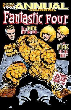 Fantastic Four Annual 1998 No.1