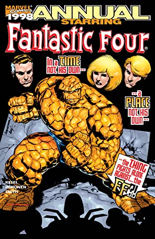 Fantastic Four Annual 1998 #1