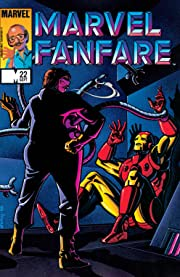 Marvel Fanfare (1982-1992) #22