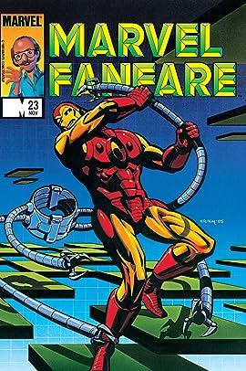 Marvel Fanfare (1982-1992) #23