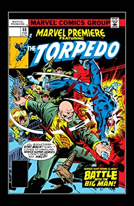 Marvel Premiere (1972-1981) #40