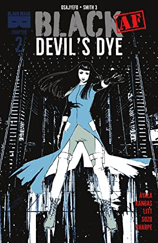 BLACK [AF]: Devil's Dye No.2