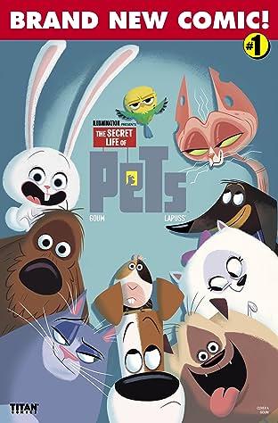 The Secret Life of Pets #1