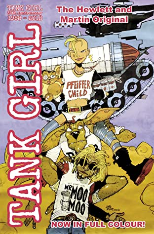 Tank Girl Full Color Classics #2.1