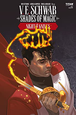 Shades of Magic: The Steel Prince No.2.2: Night of Knives