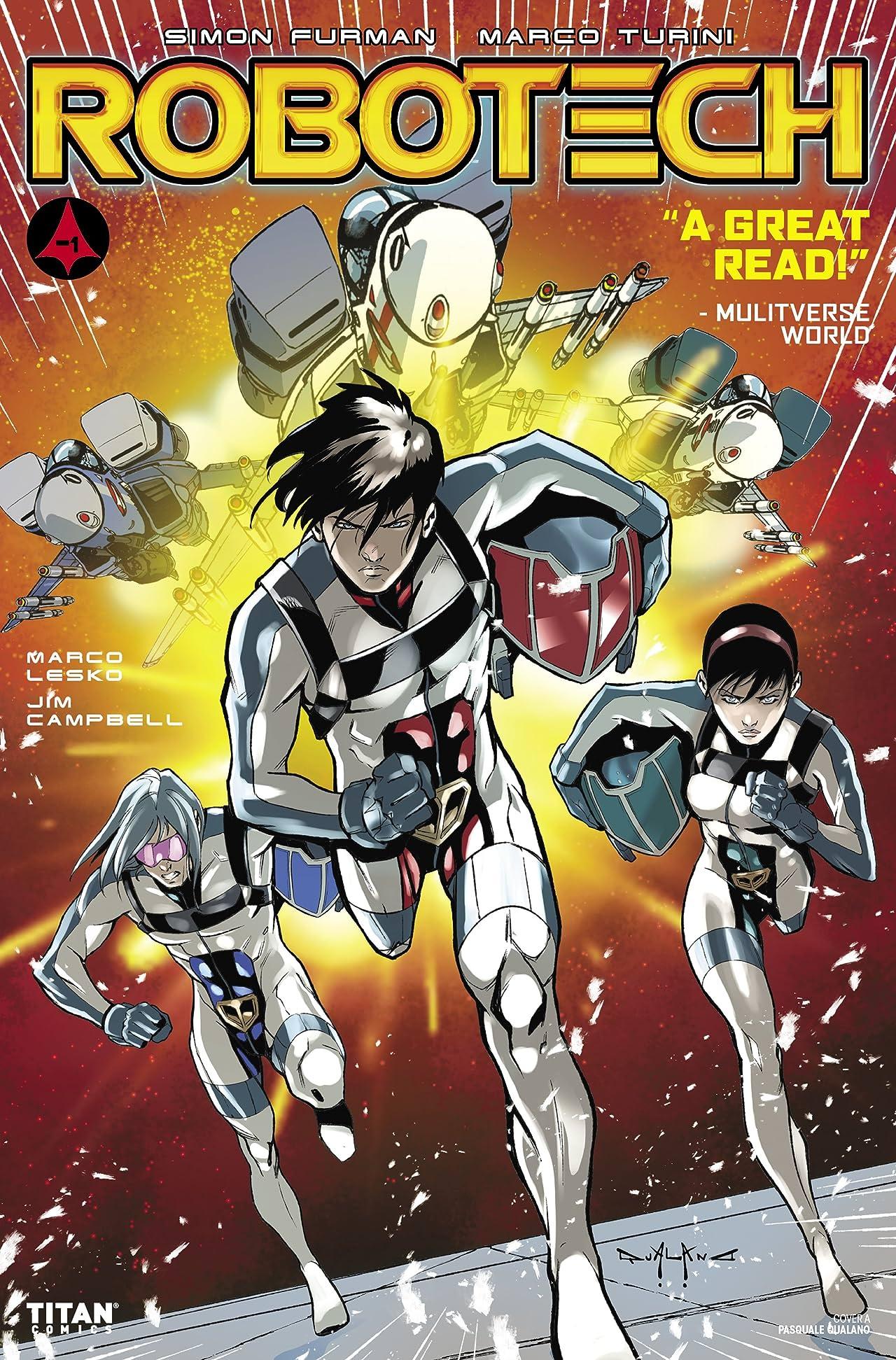 Robotech #20