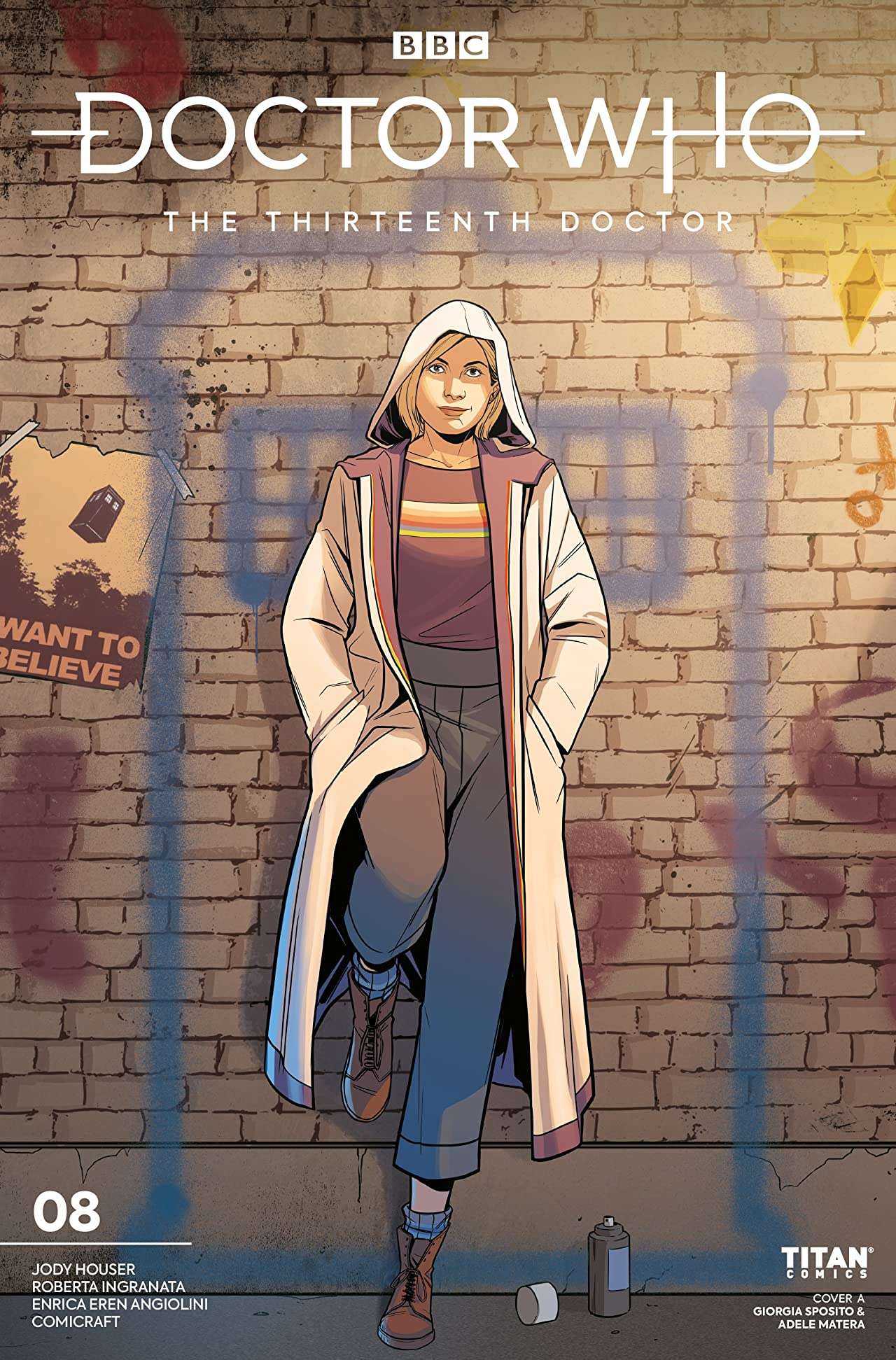 Doctor Who: The Thirteenth Doctor #8
