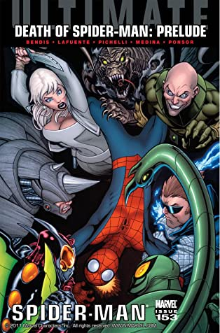 Ultimate Comics Spider-Man (2009-2012) #153
