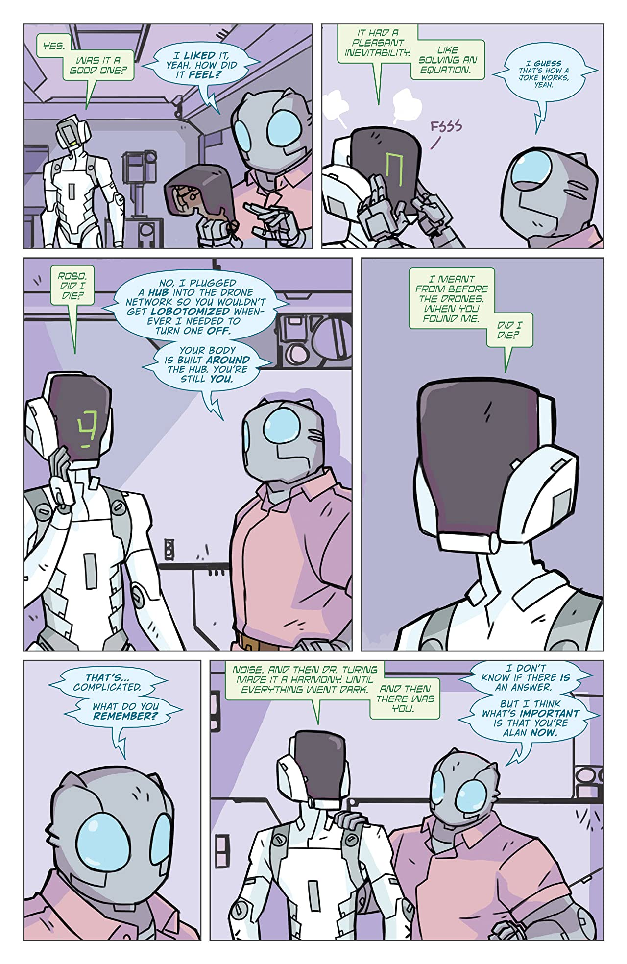 Atomic Robo and the Dawn of a New Era #2