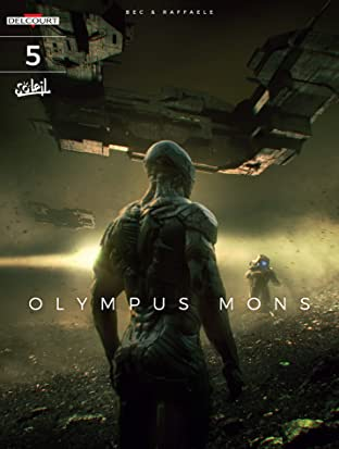 Olympus Mons Vol. 5: In the shadow of the sun