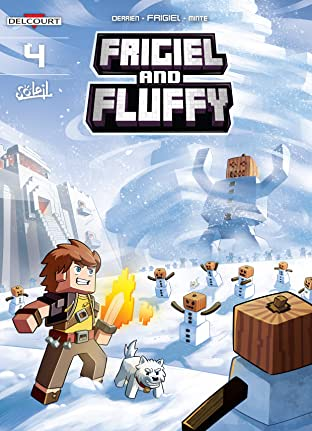 Frigiel and Fluffy Vol. 4: The Frozen Kingdom