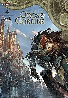 Orcs & Goblins Vol. 4: Sa'ar