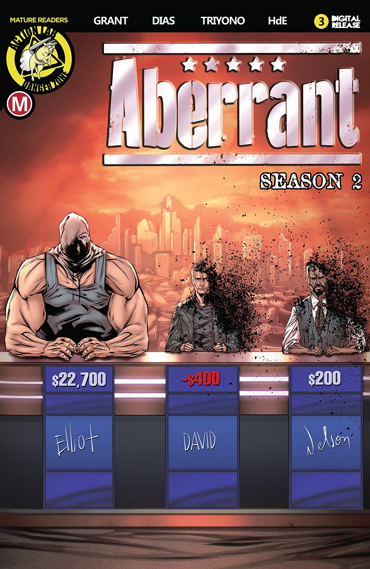 ABERRANT – Season 2 No.3