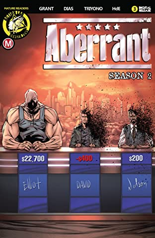 ABERRANT – Season 2 #3