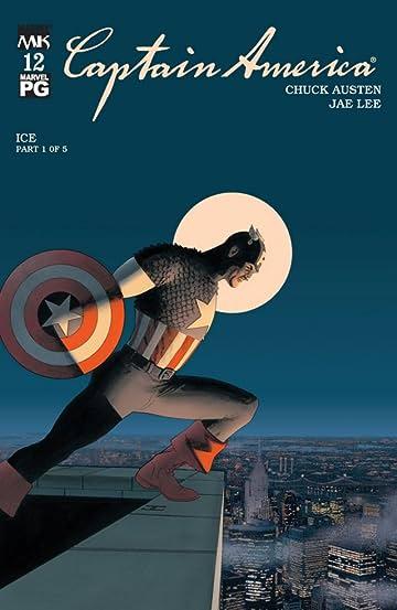 Captain America (2002-2004) #12