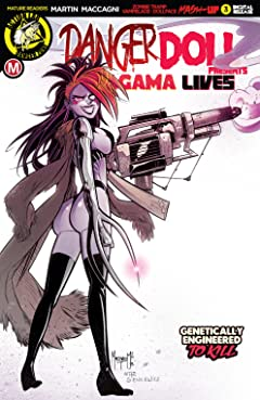 Danger Doll Squad Presents: Amalgama Lives! #3