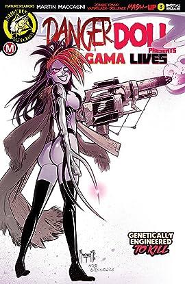 Danger Doll Squad Presents: Amalgama Lives! #3