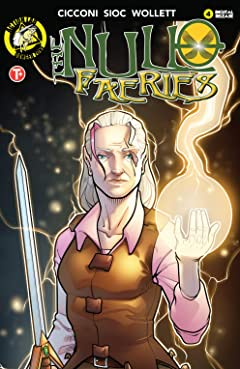 The Null Faeries No.4