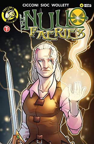 The Null Faeries #4