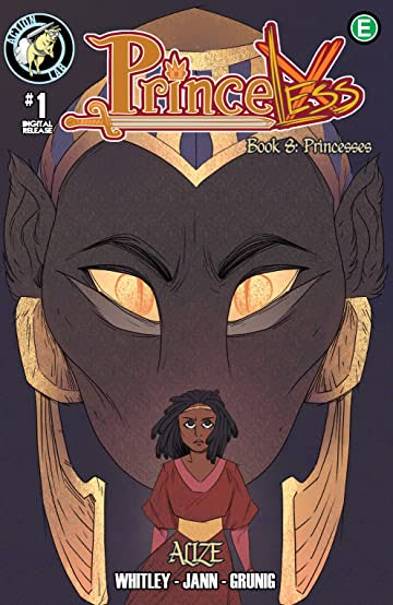 Princeless Book 8: Princesses #1