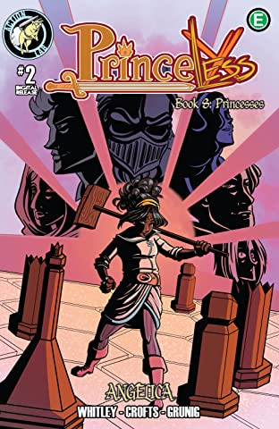 Princeless Book 8: Princesses #2