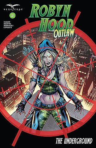 Robyn Hood: Outlaw No.2