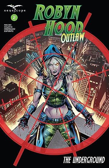 Robyn Hood: Outlaw #2