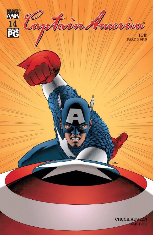 Captain America (2002-2004) #14