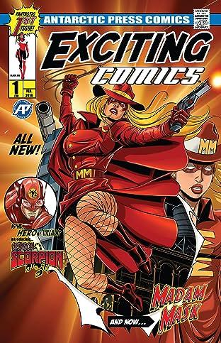Exciting Comics #1