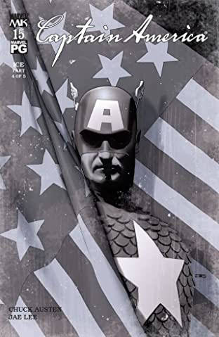 Captain America (2002-2004) No.15