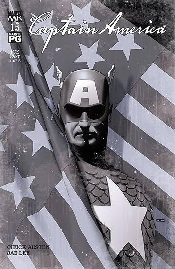 Captain America (2002-2004) #15