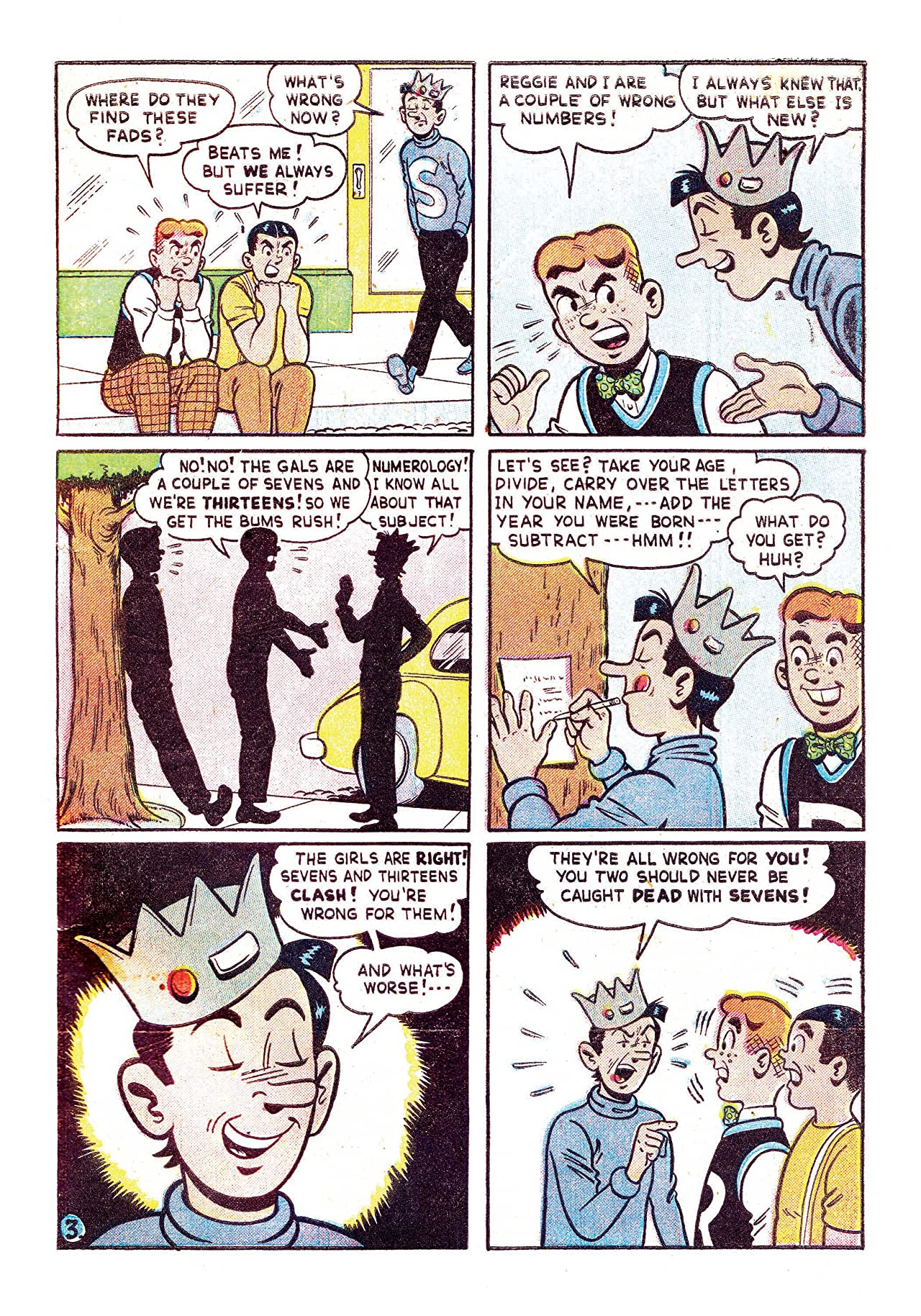 Archie's Girls Betty & Veronica #10