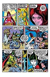 Conan The Barbarian (1970-1993) #15