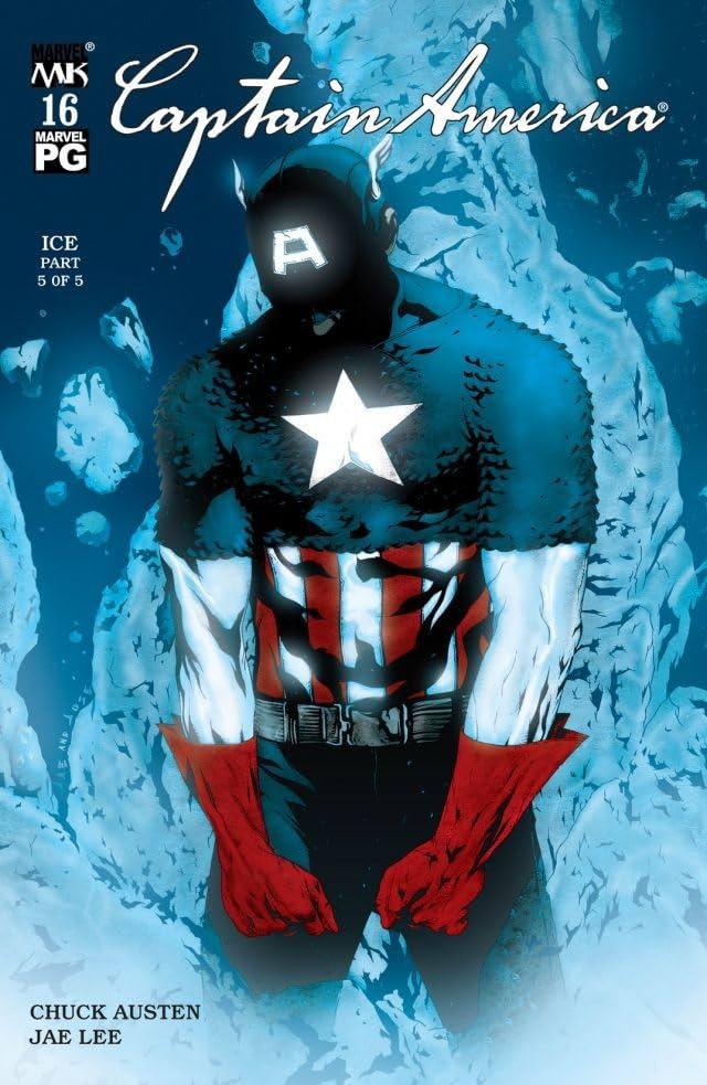 Captain America (2002-2004) #16